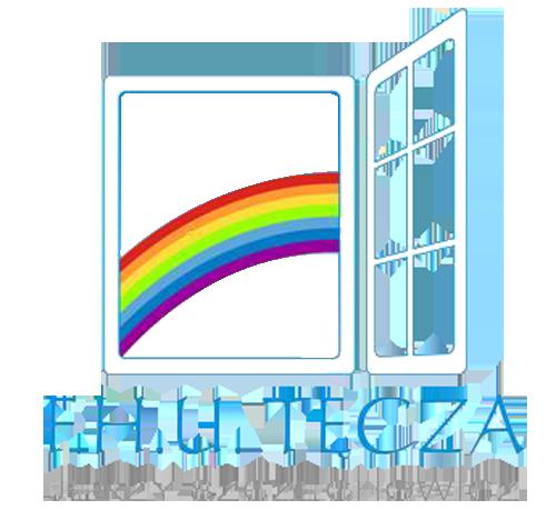 Tęcza Jerzy Szczechowicz Okna Ciechanów